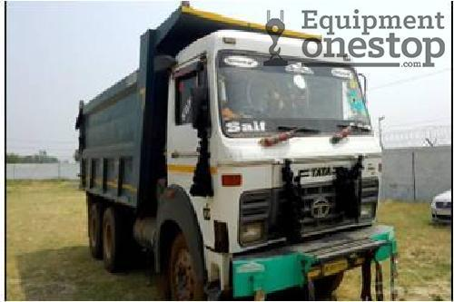 TATA Tipper LPK 2518 - View Specifications & Details of