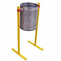Arihant Playtime - Steel Dust Bin
