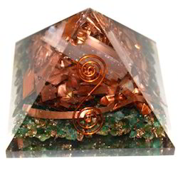 Extraordinary Orgonite Pyramid