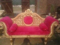 Pink Modern Sofa for Wedding Hall