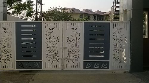 Gates Laser Cutting Sheet Gate Manufacturer From Hyderabad