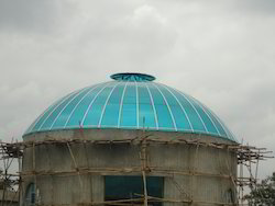 Polycarbonate Domes Roofing Sheet