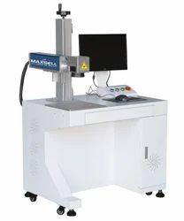 Fiber Laser Marking Machine For Industrial Use