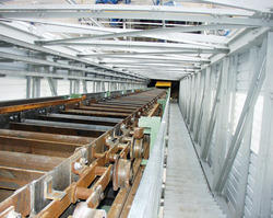 Deep Bucket Conveyor
