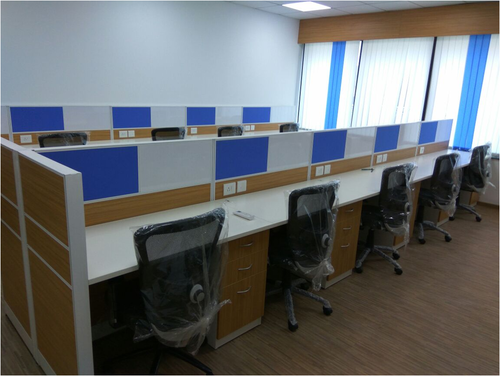 taurus office linear workstations size 1200 x 600 x 1200 mm rs