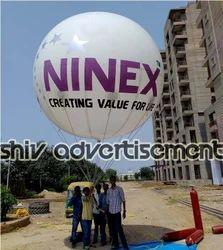 Advertisement Outdoor Flying Sky Balloon Installation Services