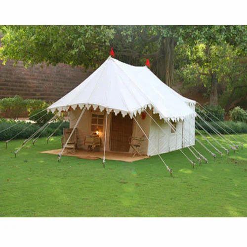 Swiss Cottage Tent सवस कटज टट सवस