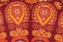 Twin Indian Mandala Tapestry Bohemian Wall Hanging Dorm Deco