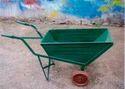 Double Wheelbarrow Trolley