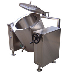 Tilting Type Bulk Cooker