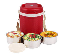 REAGL TOUCH Plastic Royal Feast Lunch Box, For EVERYWHERE