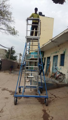 Aluminium Extension Ladder