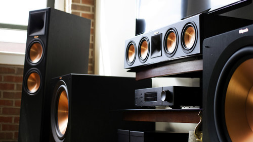 Home Theater Sound, Upto 6.5 Watt