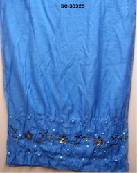 Viscose Embroidery Beaded Stoles