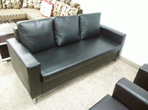 Rexine Sofa At Rs 15999 Piece Rexin Sofa Id 11030694488
