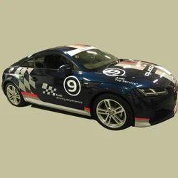 Vehicle Graphic Designing Service