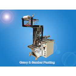 Gravy Packing Machine
