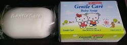 Gental Care Baby Soap with Gentle Fragrance, Packaging Type: Box