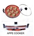 Mittikala Reddish Clay Appe Cooker
