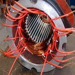 AC & DC Motor Rewinding Service