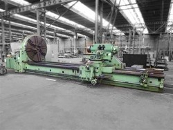 Tos Imported Lathe Machine