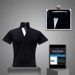 Plain Navy Blue T Shirt