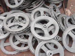Crane Chain Pulley Wheel