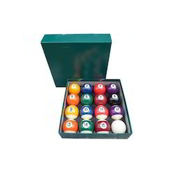 AAA PRIMER POOL BALL SET