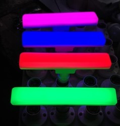 T LED Bulb All Colours