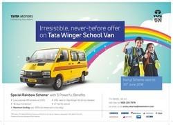 a266ce7dc7b Tata Winger School Bus