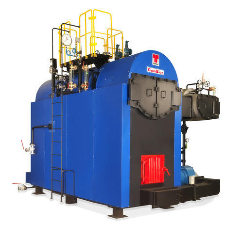 Combloc Solid Fuel Steam Boiler - Thermax Limited, Pune | ID ...