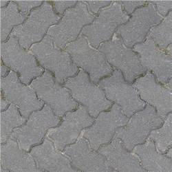 Zig Zag Paver For Petrol Pumps