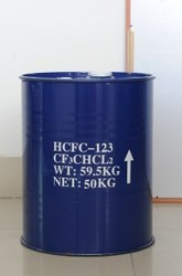 R123 Refrigerant Gas Manufacturers & OEM Manufacturer in India