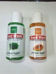 Riwa Light Neem And Papaya Face Wash
