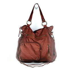 Zipper Hand Bag