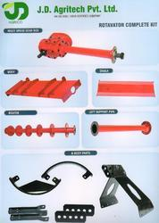 Rotavator Gear Box and Parts
