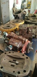 752 Hydraulic Vibration Motor Service