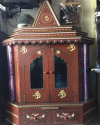 Wooden Temples Suppliers Manufacturers Amp Dealers In Jaipur