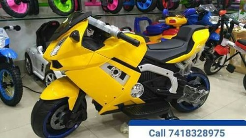 Brand New Lamborghini Kids Ride On Electric Bikes At Rs 6000 Box