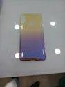 Transparent Mobile Back Cover