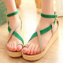 designer flip flops qbc5  ladies designer sandal