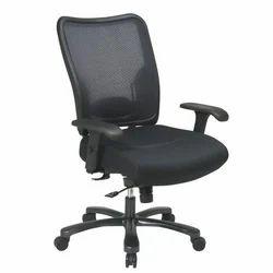 Black Revolving Executive Chair