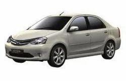 Toyota Etios Car Rental Services