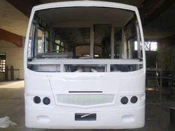 FRP Bus Hood