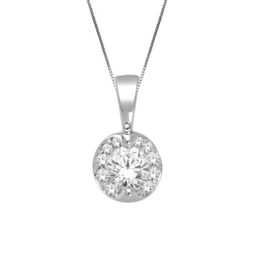 necklace of cz new necklaces diamond tiny gold delicate macy pendant stud s fill awesome allezgisele