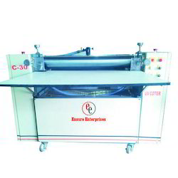 UV Coating & Curing Press