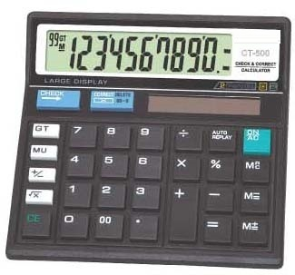 Office Calculators - Small Calculator Manufacturer from New
