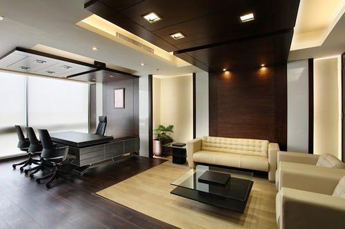 office cabin interior designing in saraswati vihar gurgaon bhd