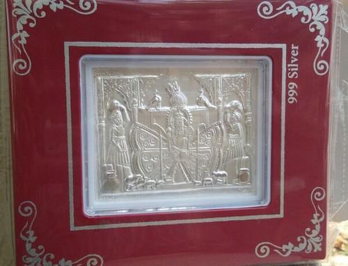 Sanwariya Seth In 999 Silver At Rs 450 Piece Silver Statues Id