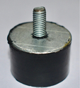 Rubber to Metal Bonded Components
